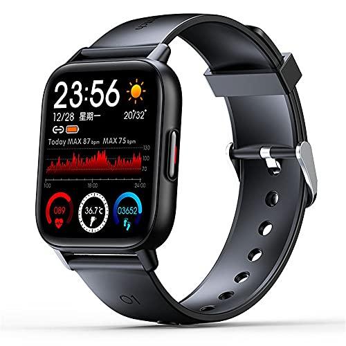 chengjinhuashangmao Reloj Inteligente Ritmo cardíaco presión Arterial en Sangre oxígeno de Alta definición de Alta definición Deportes Pulsera de la Pulsera de la Temperatura Reloj de monitoreo