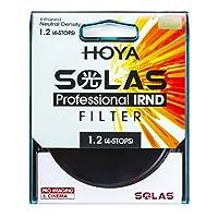 Hoya Solas IRND 1.2 72mm 赤外線ニュートラルデンシティーフィルター