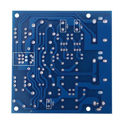 Kit de fidelidad Musical de tubo de vacío AC12V de 0,8 A, preamplificador de válvula, piezas de amplificador de auriculares para amplitud o potencia de señal
