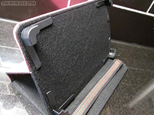 Pink 4 Corner Grab Angle Case/Stand for 7' Acer Iconia B1-A71 Android Tablet