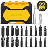 22Pcs Damaged Screw Extractor Set, Easy Out Stripped Screw Remover for Broken Screw