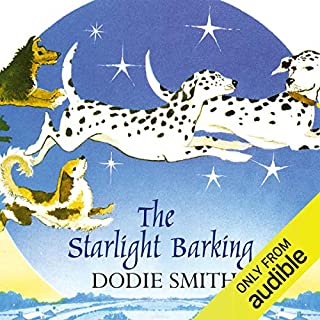 The Starlight Barking                   By:                                                                                                                                 Dodie Smith                               Narrated by:                                                                                                                                 Delia Corrie                      Length: 3 hrs and 57 mins     20 ratings     Overall 4.3