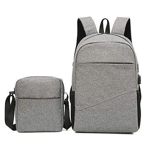 BFVSNGT Travel Backpack, Multi-function Laptop Bag, Large-capacity School Bag (Color : E)