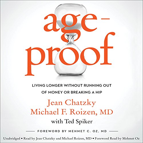 AgeProof audiobook cover art