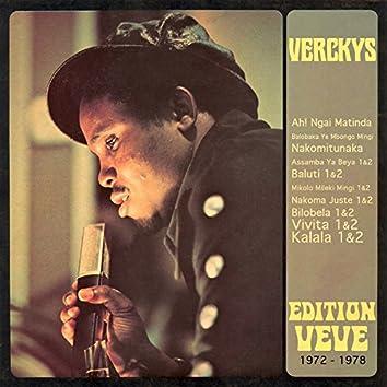 Edition Veve 1972-1978