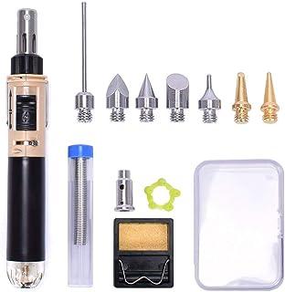 kit de pistola de soldadura automática 13 en 1, equipo de soldadura de gas de