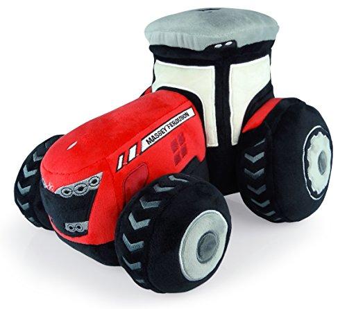 Uh Kids uhk1123Plüsch Massey Ferguson 8000Series, Rot