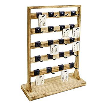 Best wooden jewelry display Reviews