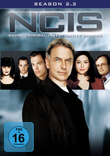 NCIS - Season 2, 2.Teil [3 DVDs]