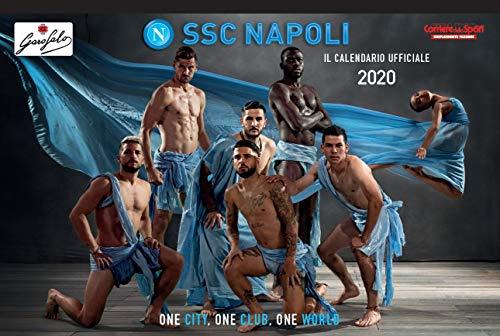 SSC Neapel Offizieller Kalender 2020