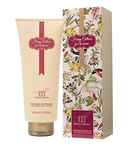Henry Cotton's For Women Parfum fruité bain moussant – 400 ml