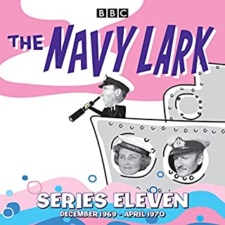 The Navy Lark: Collected Series 11 audiobook cover art