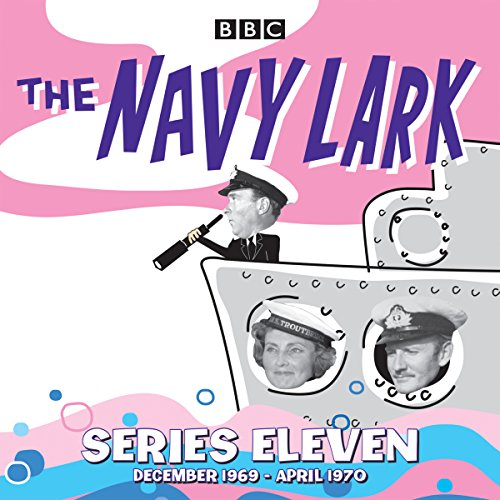 The Navy Lark: Collected Series 11 cover art