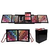 DSGYZQ 177 Color Sombreado de Ojos Lip Gloss Blush Combinación de combinación Maquillaje Bandeja Reparación de Lujo Corrector Conjunto Maquillaje Ojo Sombra Paleta para Damas Girls