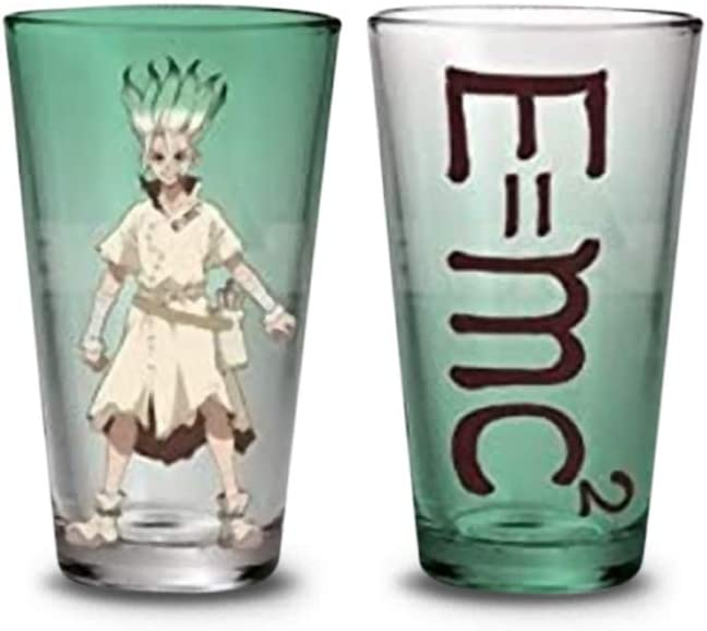 Dr. Stone Drinking Glass. Dr Set Glasses 2 Ranking TOP1 Tumbler Dealing full price reduction of