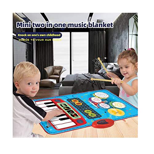Piano Musik Pad Kinder Kindertrommelset, Jazztrommel, Elektronische Orgel,...