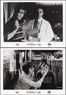 日本版劇場ロビー写真セット★『マイ・ルーム』/メリル・ストリープ、ダイアン・キートン、ロバート・デ・ニ-ロ