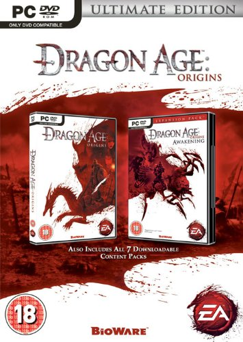 Dragon Age Origins Ultimate Edition Game PC [UK-Import]