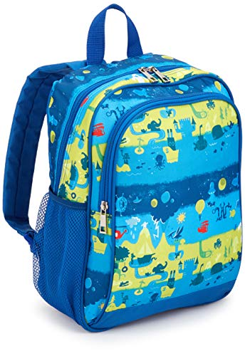 "Amazon Exclusive Kids Backpack, Layers (Compatible with Kids Fire 7""-8"" Tablet and Kindle Kids Edition)"