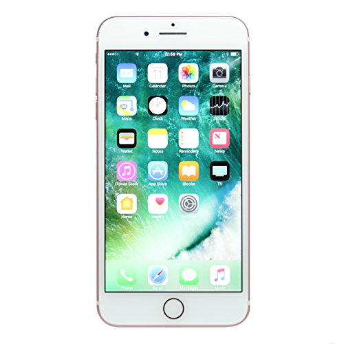 Apple iPhone 7 Plus, 256GB, Rose Gold - Fully Unlocked (Renewed) -  i7p256RgACdma
