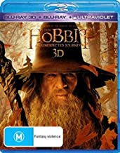 The Hobbit - An Unexpected Journey : Extended Edition | 3D + 2D Blu-ray + UV (Statue Edition)