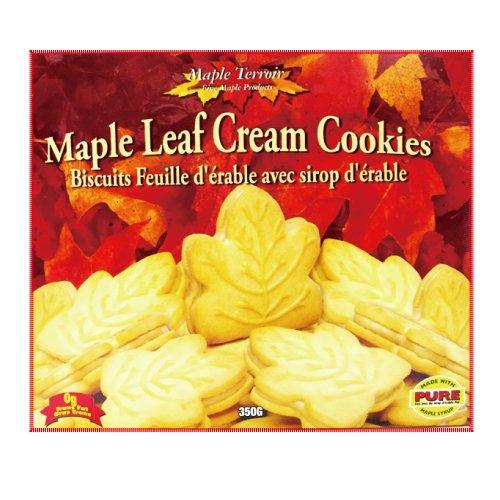 テロワール・メープルクリームクッキー