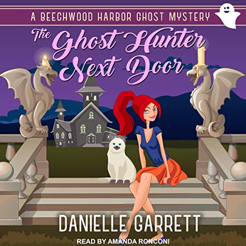 The Ghost Hunter Next Door cover art