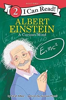 Albert Einstein  A Curious Mind  I Can Read Level 2