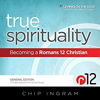 True Spirituality cover art