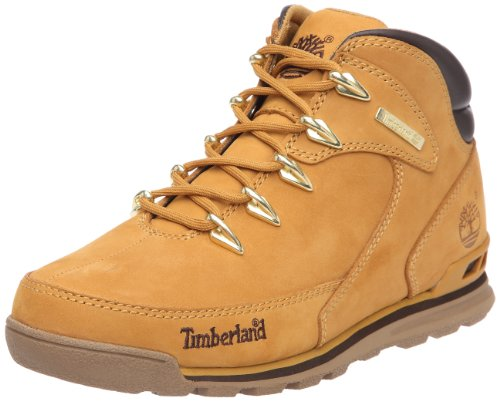 Timberland Herren Euro Rock Hiker Chukka Boots, Braun (Wheat Nubuck), 43.5 EU