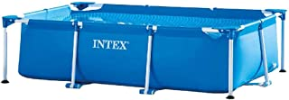 Intex 28271NP Small Frame - Piscina desmontable, 260 x 160