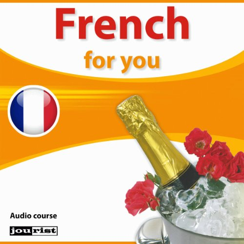 French for you audiobook cover art