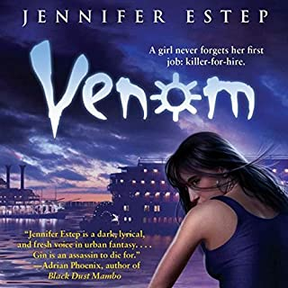 Venom     Elemental Assassin, Book 3              Written by:                                                                                                                                 Jennifer Estep                               Narrated by:                                                                                                                                 Lauren Fortgang                      Length: 12 hrs and 9 mins     2 ratings     Overall 5.0