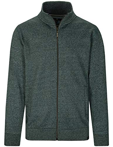 BASEFIELD Zip Sweat Cardigan-XXL