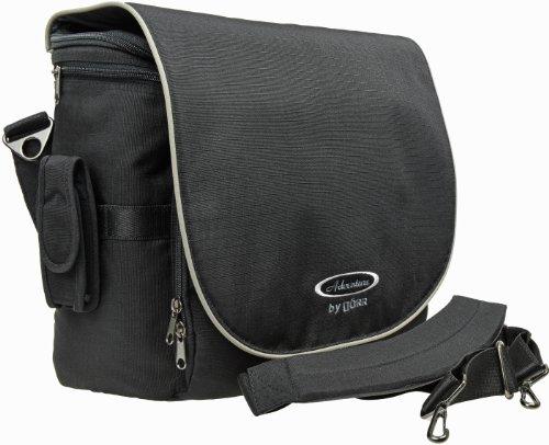 Reise Foto Kamera Tasche Boardcase für Laptop Kamera im Set mit UV Filter 55mm für Sony Alpha 7 R II B mit Objektiv SEL 28-70mm KB