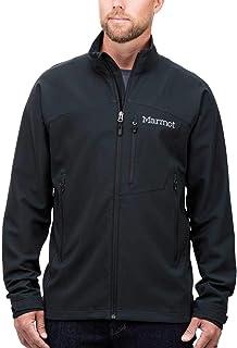 Marmot Men's Softshell Jacket (Black, Small)