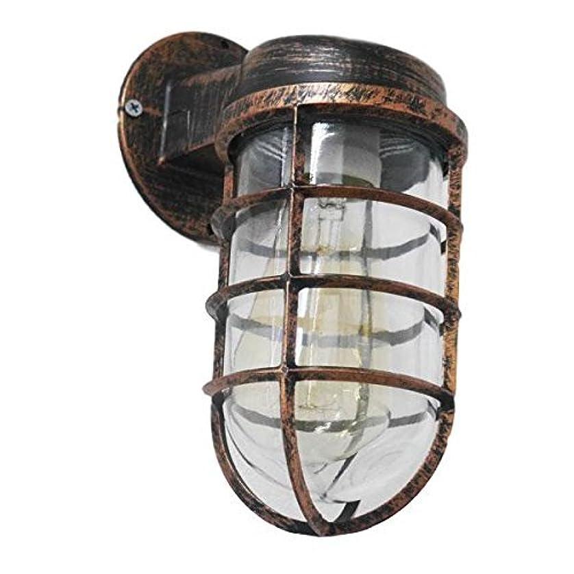 不平を言う生むダブルアンティーク マリンランプ ブラケットライト (ブロンズ)