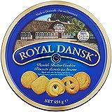 Galletas danesas Royal Dansk con mantequilla y coco rallado - 1 x 454 gramos