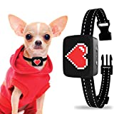Small Dog Bark Collar Rechargeable - Anti Barking Collar for Small Dogs -...