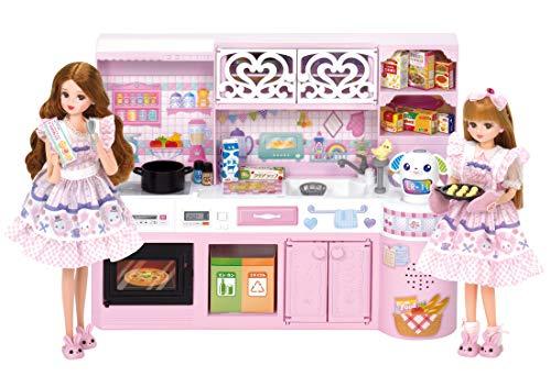 リカちゃん LF-06 おしゃべりいっぱい リカちゃん キッチン