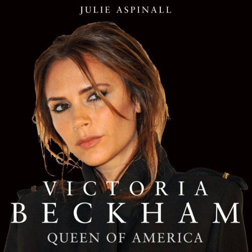 Victoria Beckham audiobook cover art