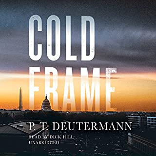 Cold Frame audiobook cover art