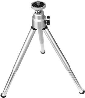 Docooler Mini Flexible Projector Tripod Stand Bracket Mini Projector Aluminum Alloy Holder Stand Projetor Tripod Silver