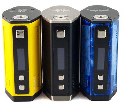 iJoy MAXO Quad 315W Vaporizer Mod Full Vape Kit Verdampfer Battery