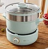 XY-M Cocina de hogar Multifuncional Totalmente automática, Olla de Cocina eléctrica, Mini Dormitorio, Olla de Cocina eléctrica