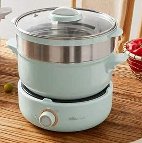 XY-M Cocina de hogar Multifuncional Totalmente automática, Olla de Cocina eléctrica, Mini...