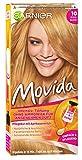 Garnier Tönung Movida Pflege-Creme / Intensiv-Tönung Haarfarbe 10 Goldblond (für leuchtende...