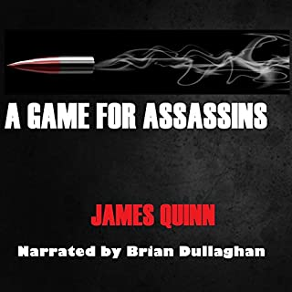 A Game for Assassins cover art