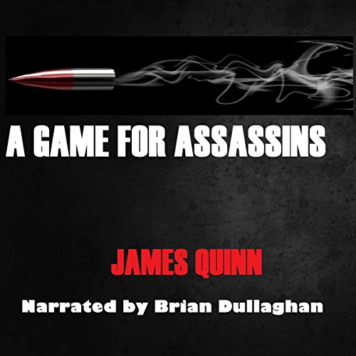 A Game for Assassins audiobook cover art