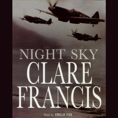 Night Sky audiobook cover art